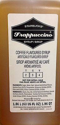 Starbucks Frappuccino Syrup Coffee!!