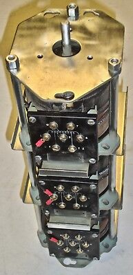 3 Phase Powerstatvariac 240480 Volts In 0-560480240v Out 3 Amps 2.9 Kva