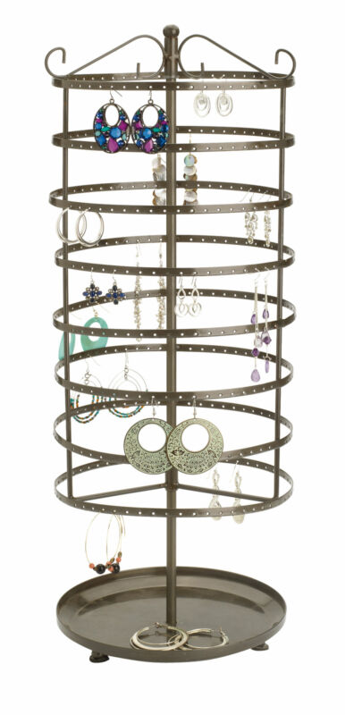 Jewelry Carousel - Large Tiered