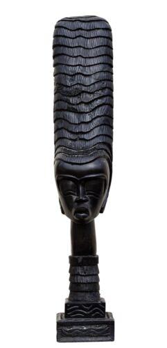 Ashanti Female Head, Ghana Style