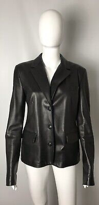 Gianni Versace leather Jacket