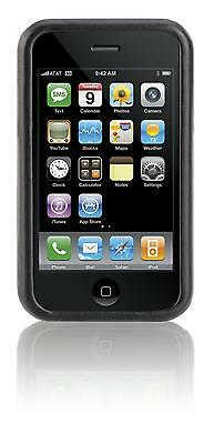 Belkin Leather Laminate Hard Case for All iPhone 3G & 3Gs + Free Screen Overlay Iphone Screen Overlay