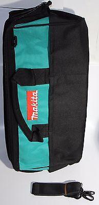 "Makita 19"" Heavy Duty Nylon Tool Bag with Shoulder Straps"