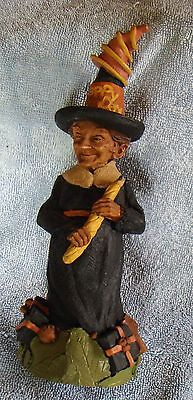 "Tom Clark 8"" Gnome BIRTHDAY PATTY WITCH Dated 1998 Edition #89"