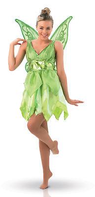 Peter Pan Glöckchen-Kostüm für Damen Cod.219205