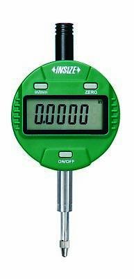 Insize Electronic Digital Indicator .512.7mm Resolution .00050.01mm 2112-