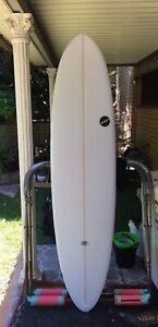 Mini Mal Surfboard - 7'2 NSP Dream Rider