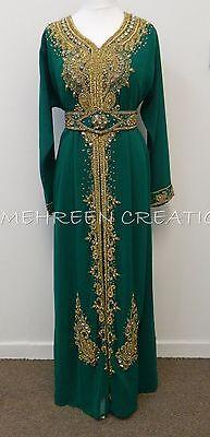 2019 Royal Moroccan Caftan Dubai Kaftan Abaya Wedding Robe Takchita var MC# 6001