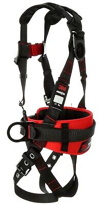 3m Protecta Pro 3 Full Body Safety Positioning Harness Size Xl 1161310