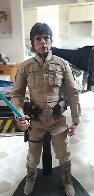 Hot Toys Sideshaw Luke Skywalker Bespin DX07, Star Wars, TESB, original...