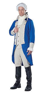 George Washington President Hamilton Adult Men Costume](George Washington Costume Adult)