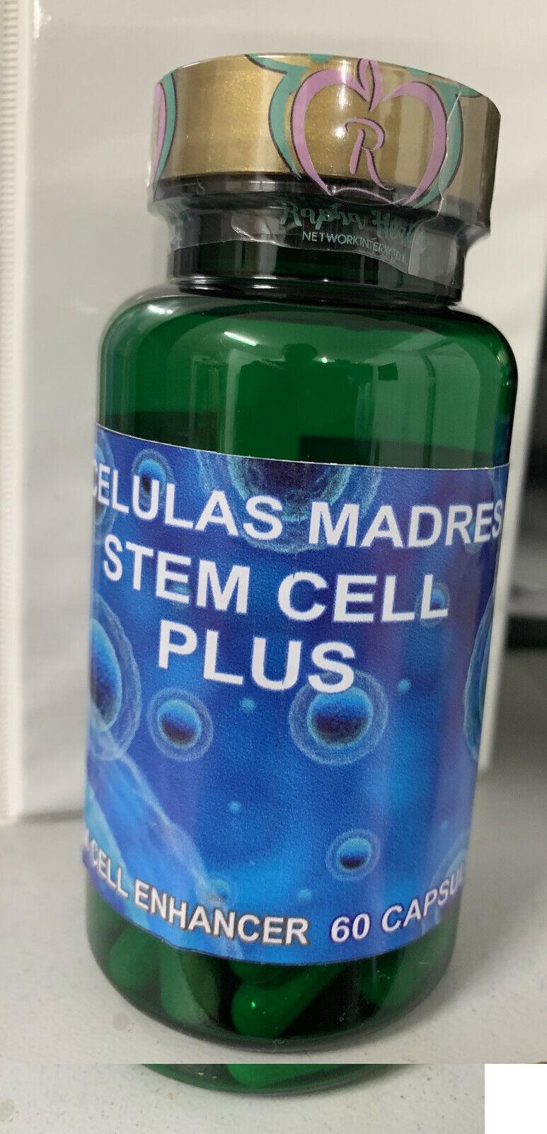 3 Celulas Madres steam enhancer 100% regenerador celular maravilloso madre cell+ 2