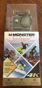 MONSTER Digital Action Camera Set