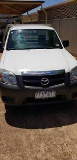 2010 Mazda BT50 single Cab chassis Melton West Melton Area Preview