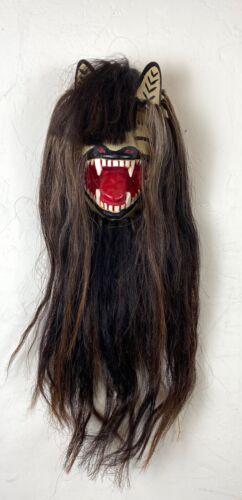 Yaqui Yoeme Mayo Dance Mask