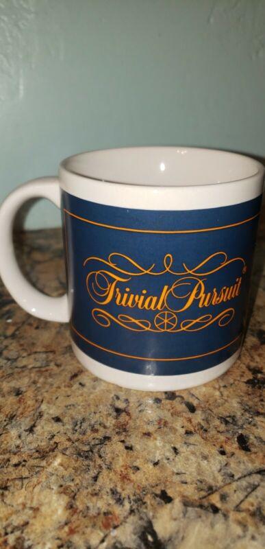 Trivial Pursuit coffee mug