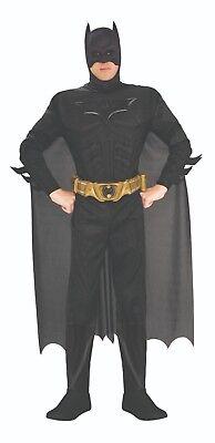 Rubies 3880671 Batman Kostüm DELUXE für Erwachsene * - Batman Kostüme Für Erwachsenen