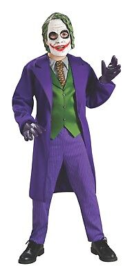 Rubies Joker Dc Comics Batman Dark Knight Kind - Jungen Joker Dark Knight Kostüme