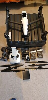 DJI Inspire 1 v2.0 drone with X3 4K Camera, 3-Axis Gimbal, 2 batteries and more