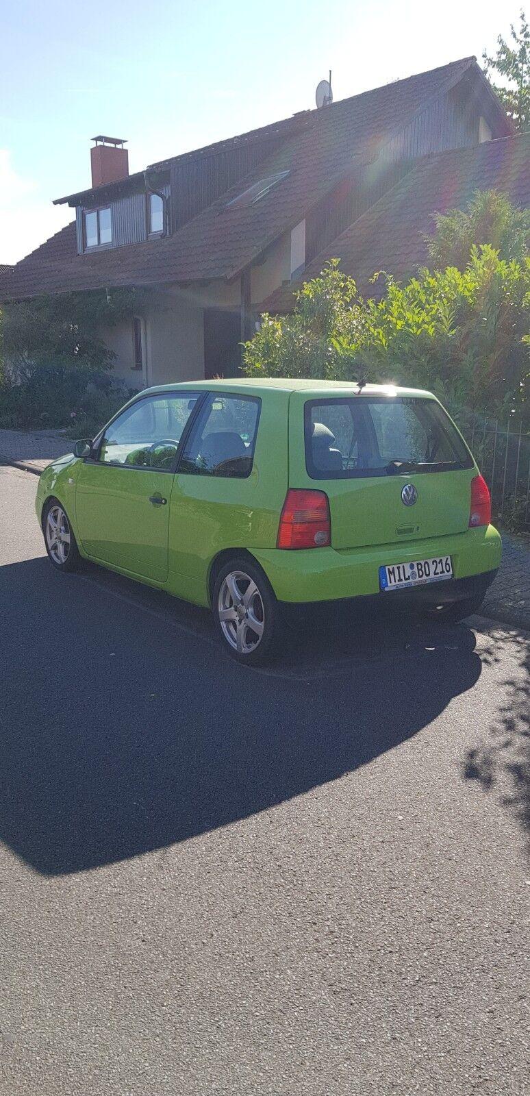 VW Lupo Bastlerfahrzeug