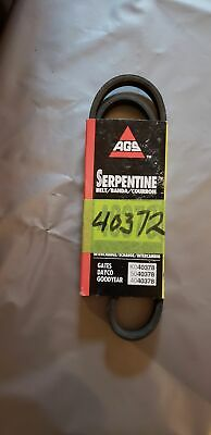 Serpentine Belt AGS SB40372