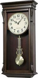 (New!) WSM Rembrandt II Chiming Musical Wall Regulator Rhythm Clocks CMJ540UR06