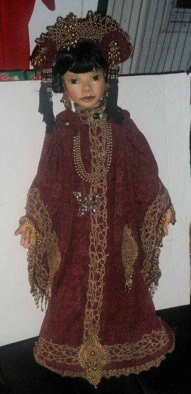 Peking Opera Doll Designer