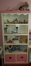 Captain Snooze Girls single Bed & Bookshelf Brighton East Bayside Area Preview