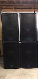 Sound System Yorkville Crest Pro 9200 Allen & Heath