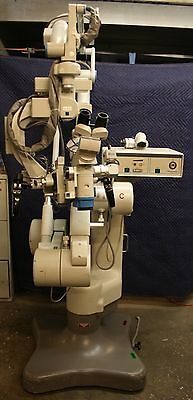 Moller Wedel Vm900 Neurosurgical Microscope Xenon Xl-300