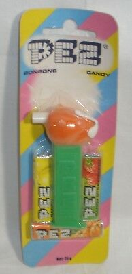 Pez Tiger MMM Whistle Euro card Factory Sealed on card