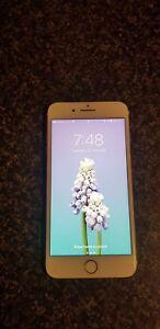 Gold iPhone 7 Plus
