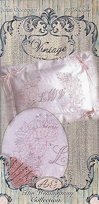 The Hemingway  Anita Goodesign Embroidery Design CD