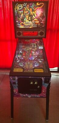 Ghostbusters Pinball Machine by Stern *PRO* Edition