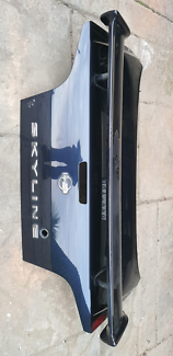 Skyline r34 boot