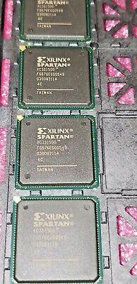 Xilinx Xc3s1500-4fg676c Fpga Spartan-3 90nm 1.2v 676-pin Fbga