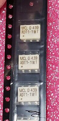 1 Pc Mini-circuits Pn Adt1-1wt Rf Transformer 11 6 Terminal Smd