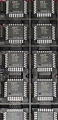 New Idt5v9885cpfgi Clock Generator 1mhz To 400mhz-in 500mhz-out 32-pin