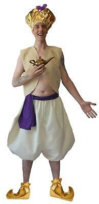 Childs 8-12 Aladdin Prince Ali Ababwa Arabian Nights Fancy Dress Costume](Prince Ali Costume)