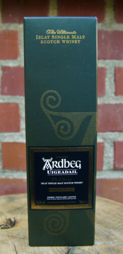 Ardbeg Uigeadail, Single Islay Malt Whisky 54,2% vol