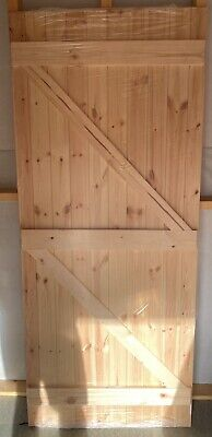 L&B Gate / Shed Door 2'9 X 6'6