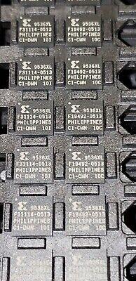 4 Pcs New Xilinx Pn Xc9536xl-10cs48c Cpld 36macro Cell 10ns 48csp 3.3v 48-pin