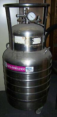 100 Liter Liquid Helium Dewar