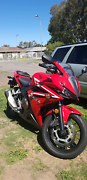 2016 Honda CBR 500 ABS LAMS - LOW Kms Renown Park Charles Sturt Area Preview