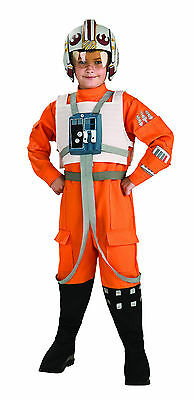 Star Wars - X-Wing Fighter Pilot Child Costume