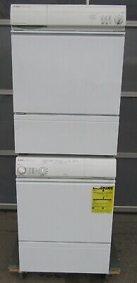 Washer and Dryers set ASKO, stackable VERY GOOD WORKING