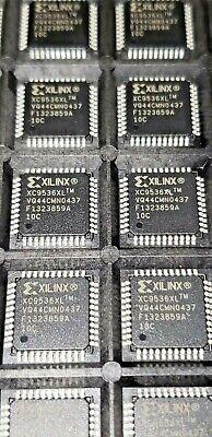 5 Pcs New Xilinx Pn Xc9536xl-10vq44c Cpld 3.3v 44-pin Vtqfp