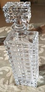 4 PIECES OF MIKASA CRYSTALWARE - $100 OFF!!