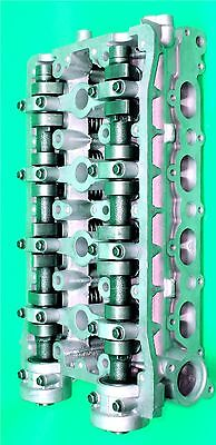GM CHEVY AVEO 1.6 DOHC CYLINDER HEAD YEAR 04-05 SINGLE DRAIN HOLE COMPLETE REMAN