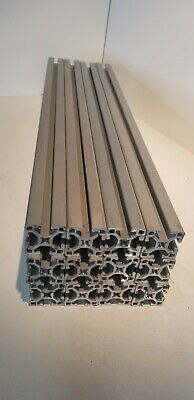 8020 Lot Aluminum T-slot 1515-lite 1.5x1.5x24 Project Bundle Lot Of 12